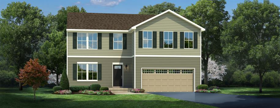 Single Family for Sale at Lions Park - Plan 2203 3191 Jaber Drive Akron, Ohio 44312 United States