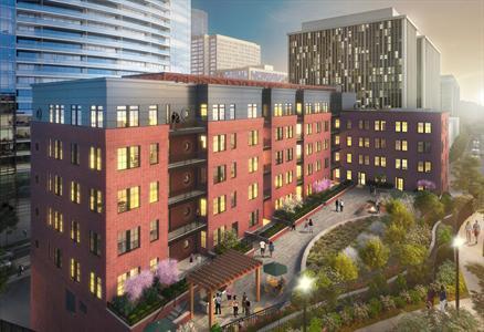 Real Estate at 1800 Wilson Blvd, Suite 132, Arlington in Arlington County, VA 22201