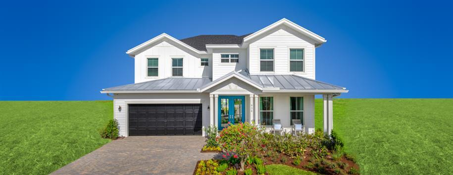 Single Family for Sale at Arden - Corley 19425 Southern Blvd Loxahatchee, Florida 33470 United States