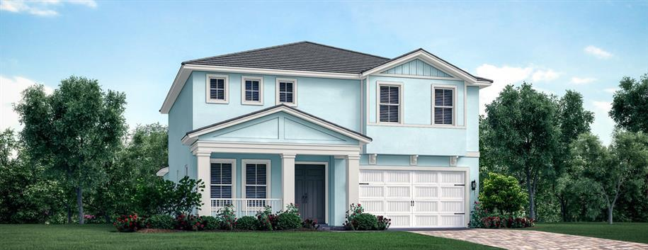 Single Family for Sale at Banyan Bay - Greco 4872 Sw Millbrook Lane Stuart, Florida 34997 United States