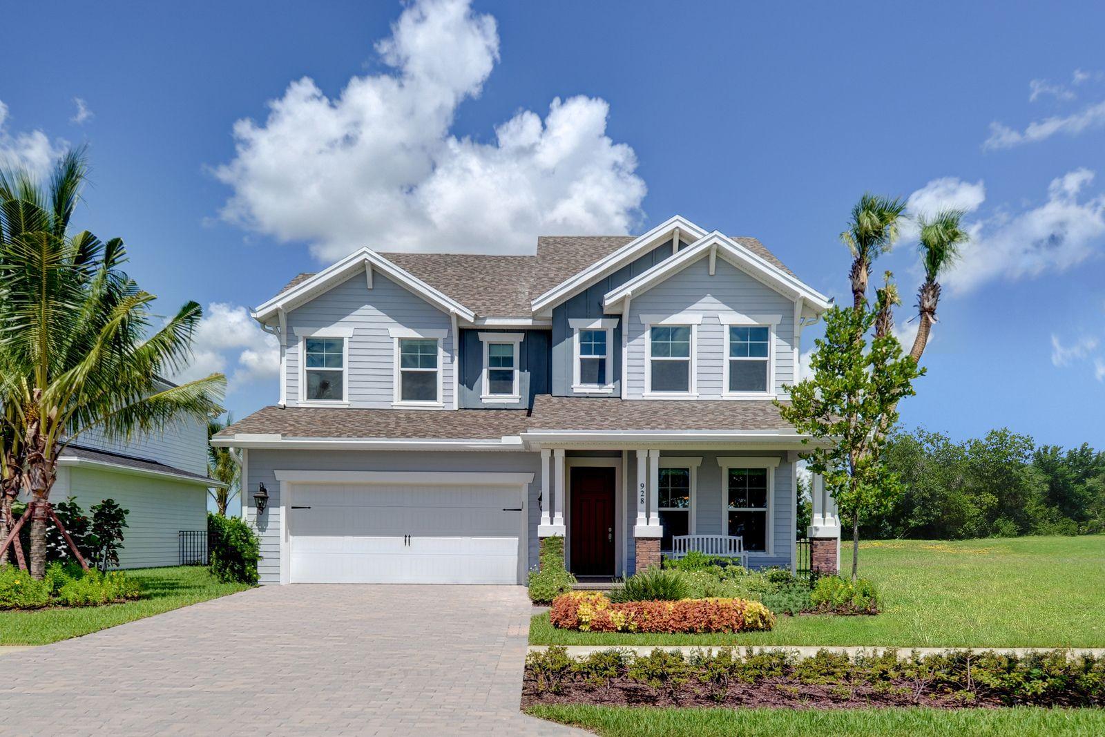 Single Family for Sale at Rosalind 913 Serling Pine Pl Wellington, Florida 33470 United States