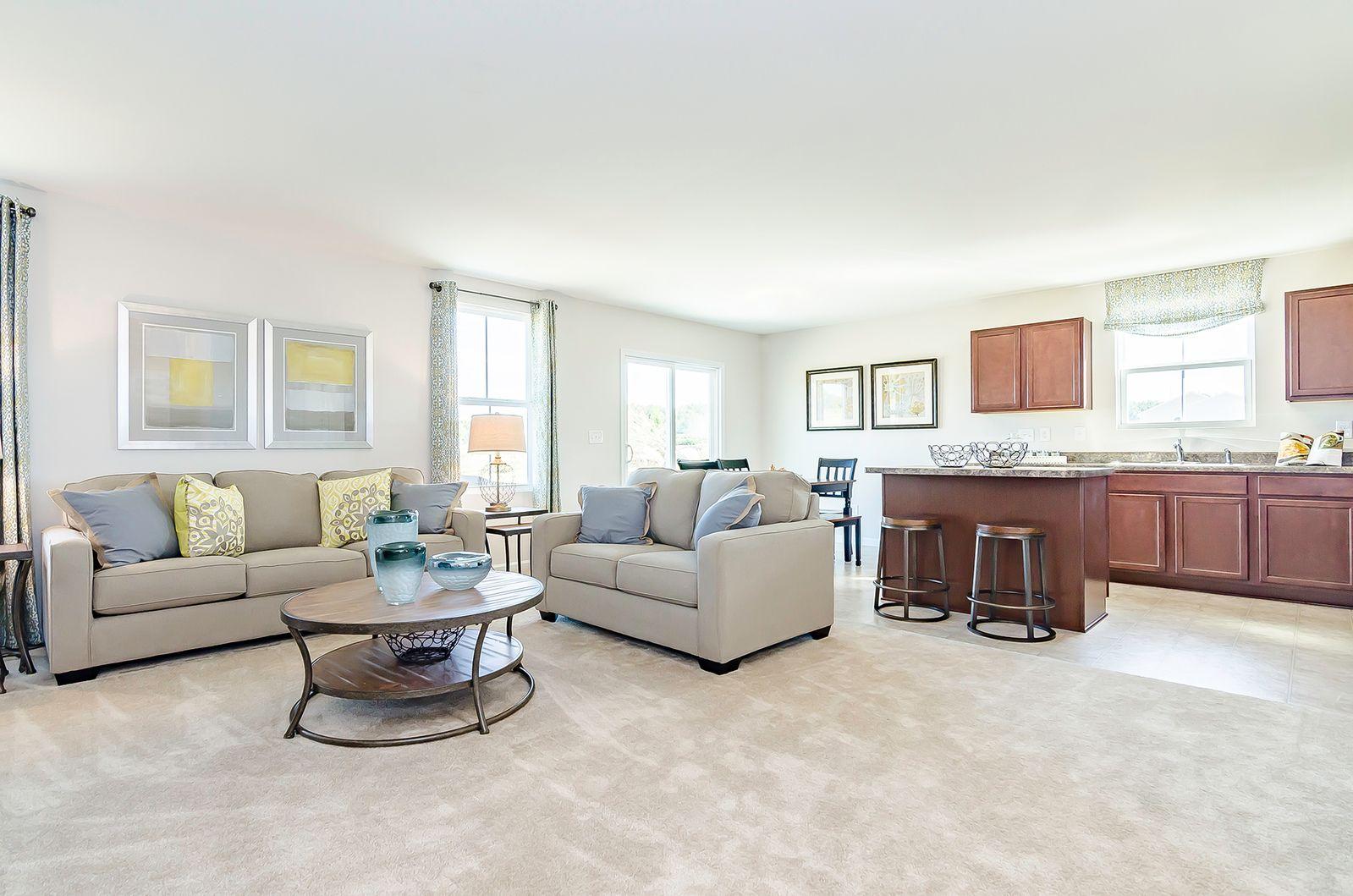 Ryan Homes, Stonecrest, Plan 1296-1316686, Martinsburg, WV - New ...