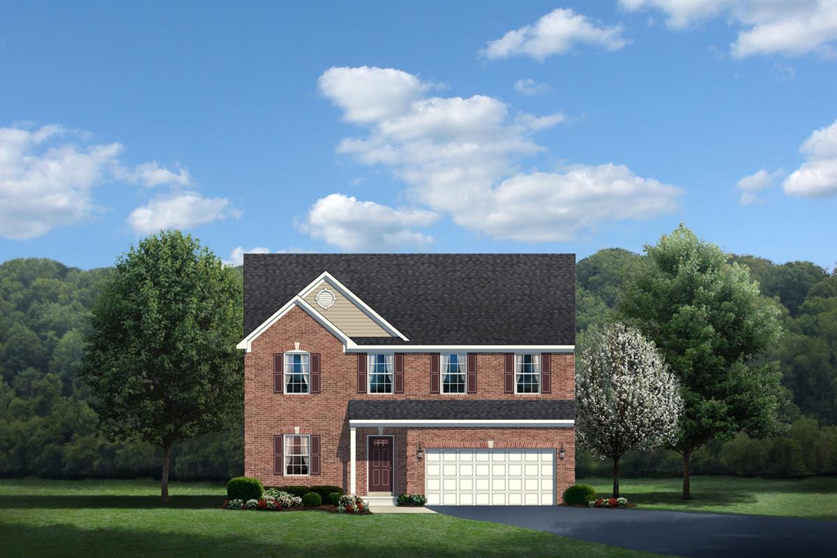 Single Family for Sale at Fairwood - Rome 5008 St. George's Chapel Lane Bowie, Maryland 20720 United States
