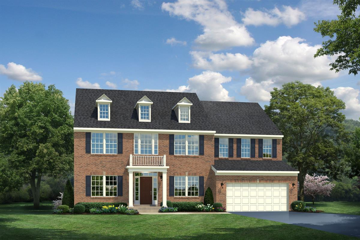 Single Family for Sale at Balmoral - Normandy 15604 Governors Park Lane Upper Marlboro, Maryland 20772 United States