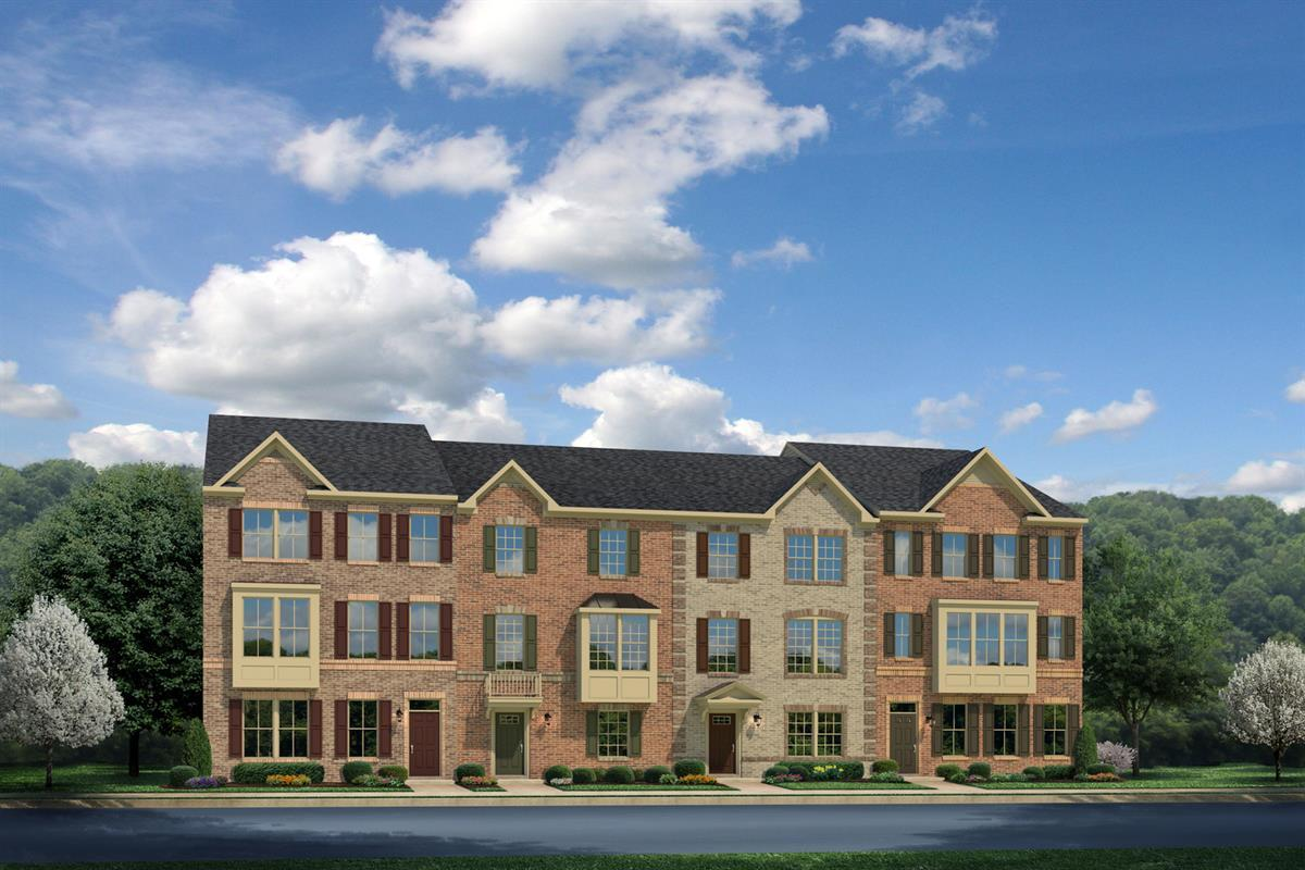 Westchester square new homes in waldorf md by ryan homes for Waldorf home