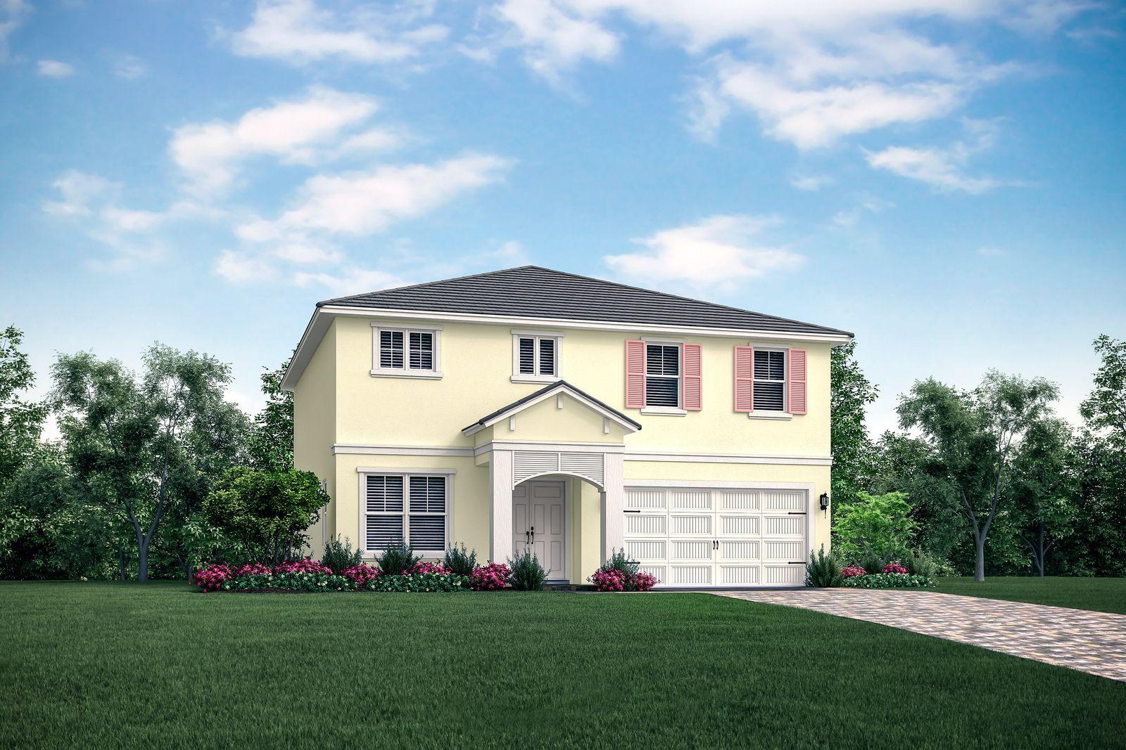 Single Family للـ Sale في Banyan Bay - Greco 4872 Sw Millbrook Lane Stuart, Florida 34997 United States