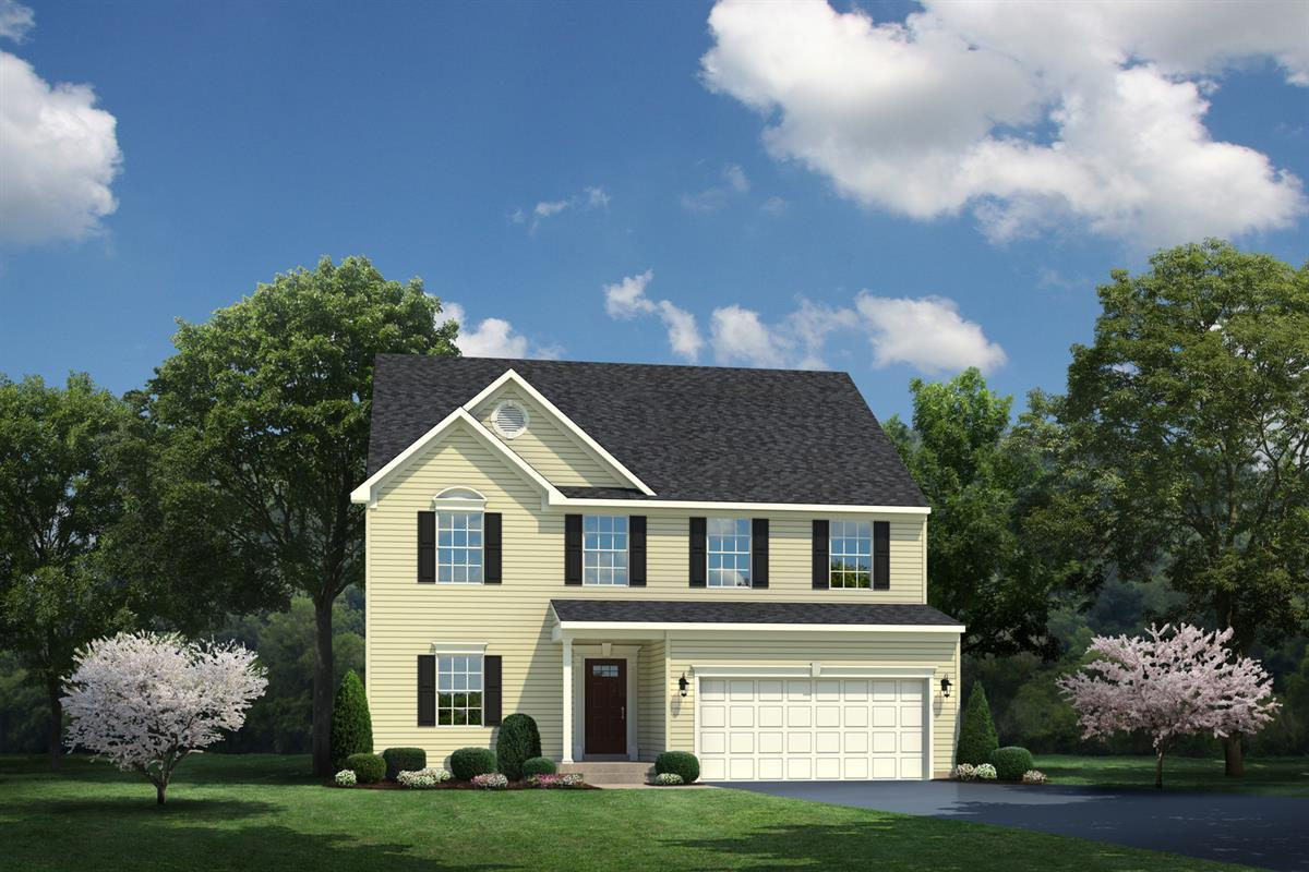 Chesapeake new homes new construction home builders for Modern homes for sale in virginia