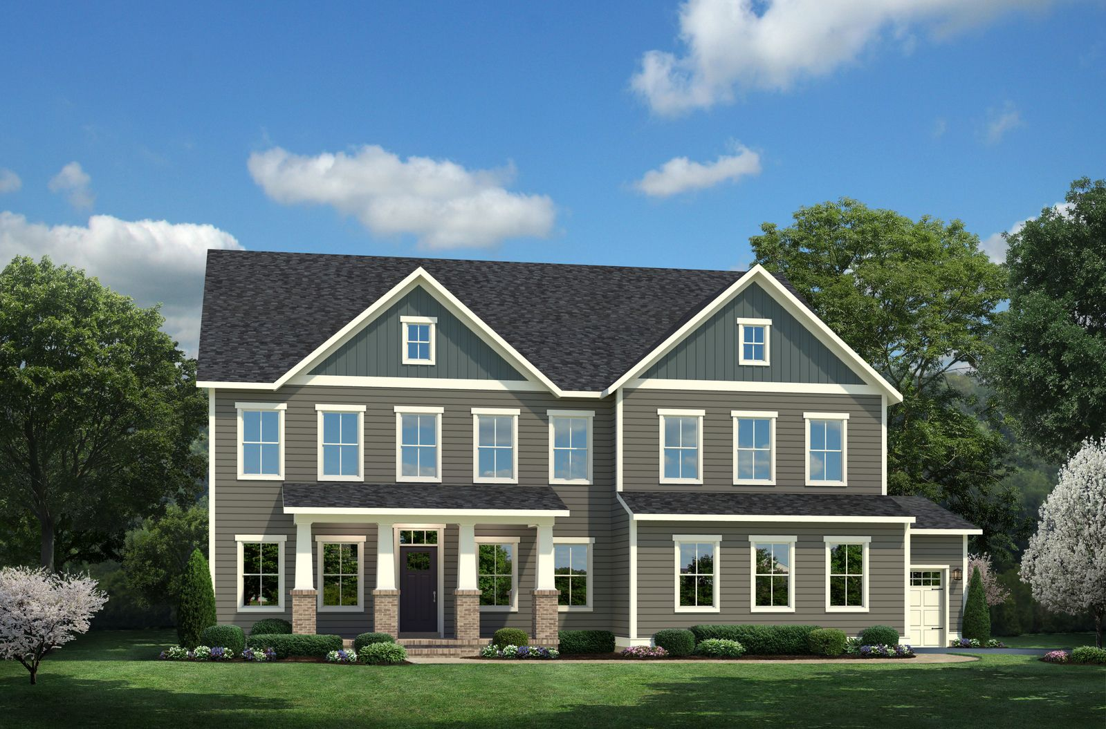 Single Family for Active at Potomac Shores Estates - Versailles At Potomac Shores 2175 Potomac River Blvd. Dumfries, Virginia 22026 United States