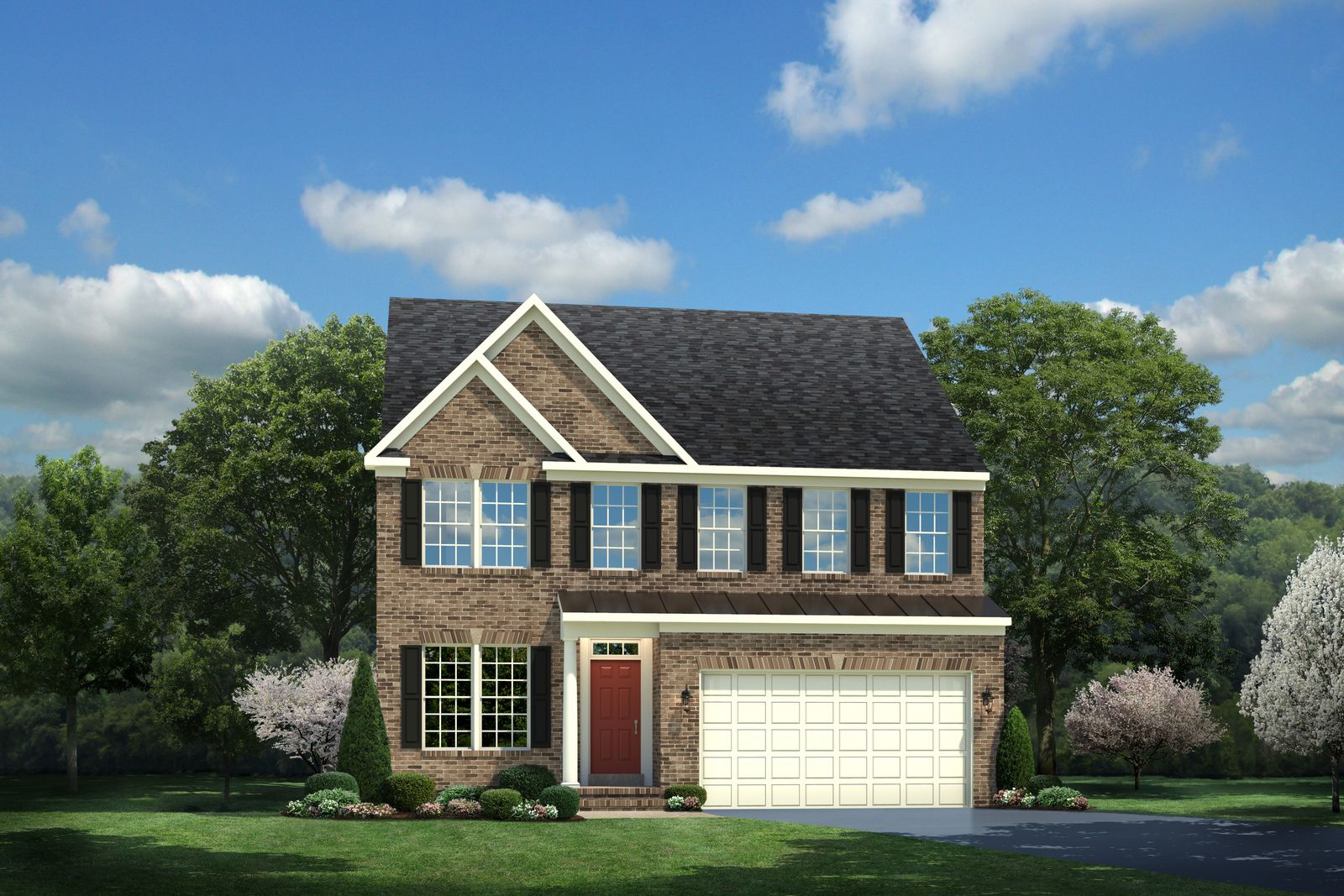 Single Family for Sale at May's Quarter - Gable 12420 May's Quarter Road Lake Ridge, Virginia 22192 United States