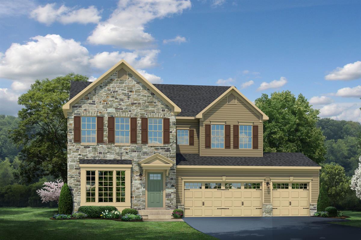 Single Family for Sale at Hoadly Manor - Torino 12934 Hoadly Manor Drive Manassas, Virginia 20112 United States