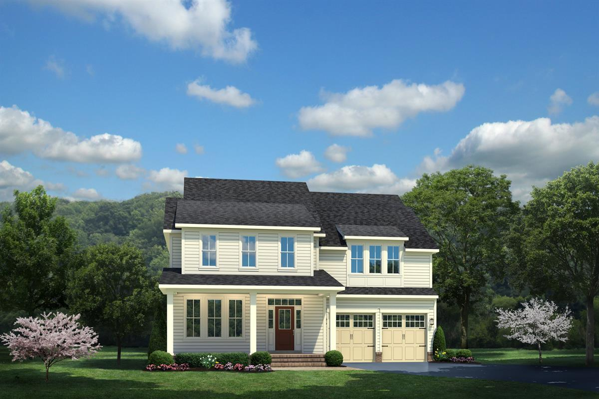 Single Family for Active at Potomac Shores Estates - Berkeley At Potomac Shores 2175 Potomac River Blvd. Dumfries, Virginia 22026 United States