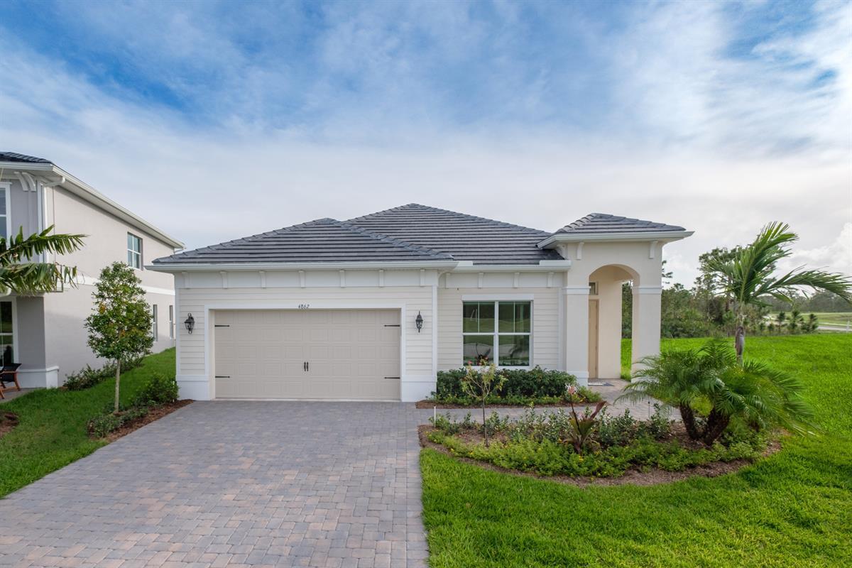 Single Family for Active at Banyan Bay - Antigua 4872 Sw Millbrook Lane Stuart, Florida 34997 United States