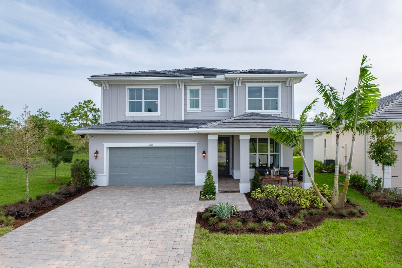 Single Family for Sale at Banyan Bay - Rosalind Grand 4872 Sw Millbrook Lane Stuart, Florida 34997 United States
