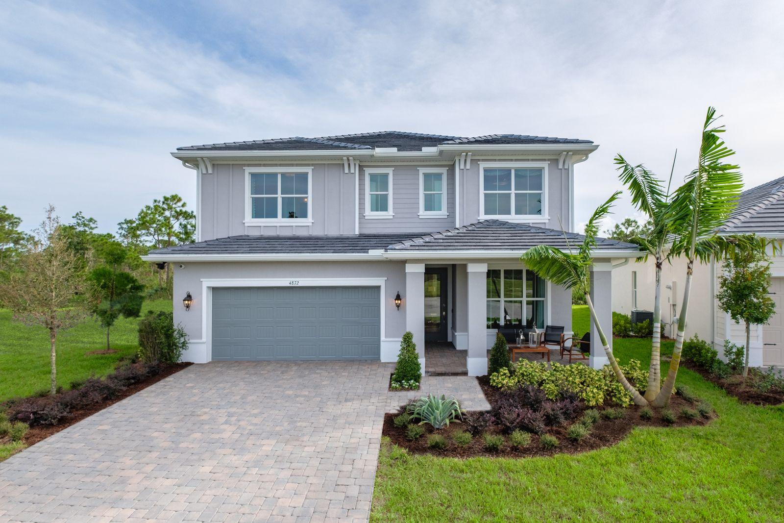 Single Family للـ Sale في Banyan Bay - Rosalind Grand 4872 Sw Millbrook Lane Stuart, Florida 34997 United States