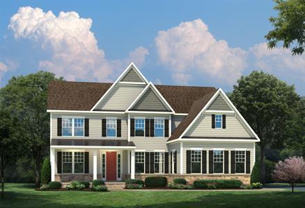 Single Family for Sale at Bedner Estates - Radford 1687 Scarlett Drive Pittsburgh, Pennsylvania 15241 United States