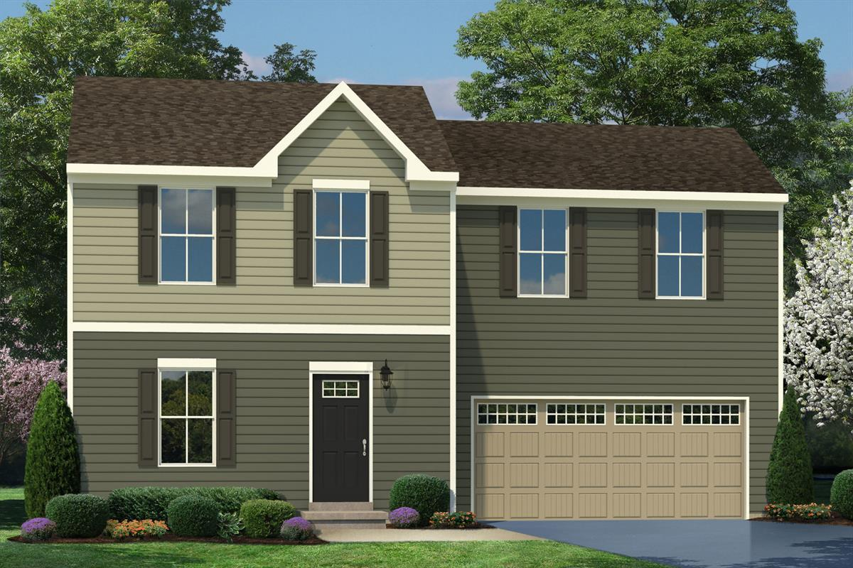Single Family for Sale at Lions Park - Plan 1440 3191 Jaber Drive Akron, Ohio 44312 United States