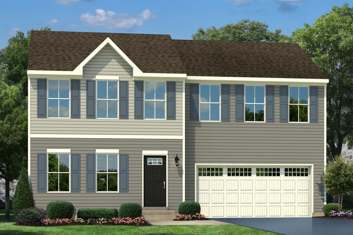 Single Family for Sale at Lions Park - Plan 1918 3191 Jaber Drive Akron, Ohio 44312 United States