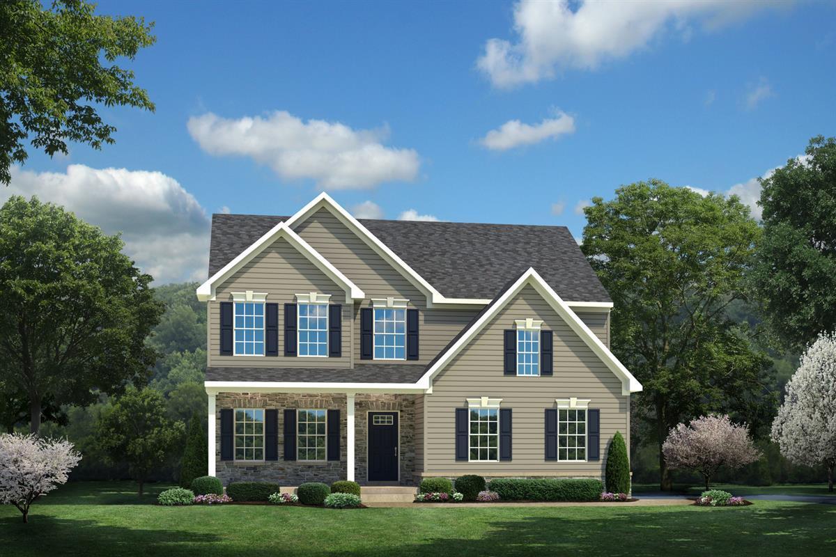 Single Family for Sale at May's Quarter - Genoa 12420 May's Quarter Road Lake Ridge, Virginia 22192 United States