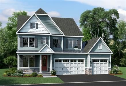 Single Family for Sale at The Overlook At Southpointe - Baldwin 1000 Coldstream Drive Canonsburg, Pennsylvania 15317 United States