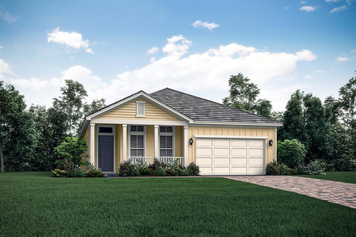 Single Family for Sale at Arden Homestead Collection - Antigua 19425 Southern Blvd Loxahatchee, Florida 33470 United States