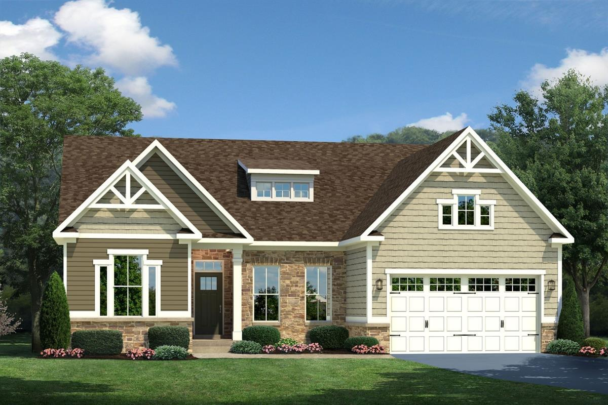 Single Family for Active at The Preserve At Harvest Ridge - Springmanor 13507 Primavera Drive Mount Airy, Maryland 21771 United States