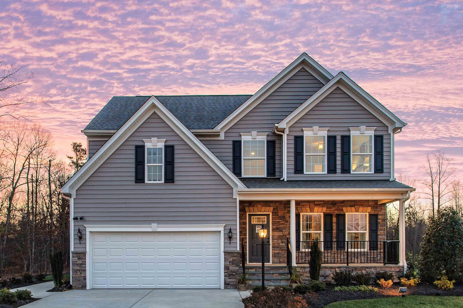 Single Family for Sale at May's Quarter - Genoa 12420 May's Quarter Road Lake Ridge, Virginia 22192 United States