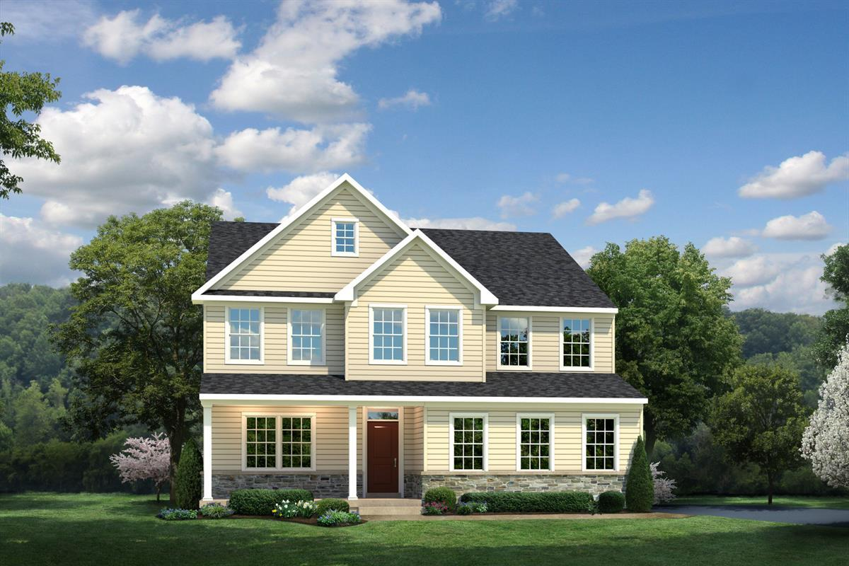 Single Family for Active at Carriage Ford - York 11301 Colvin Lane Nokesville, Virginia 20181 United States