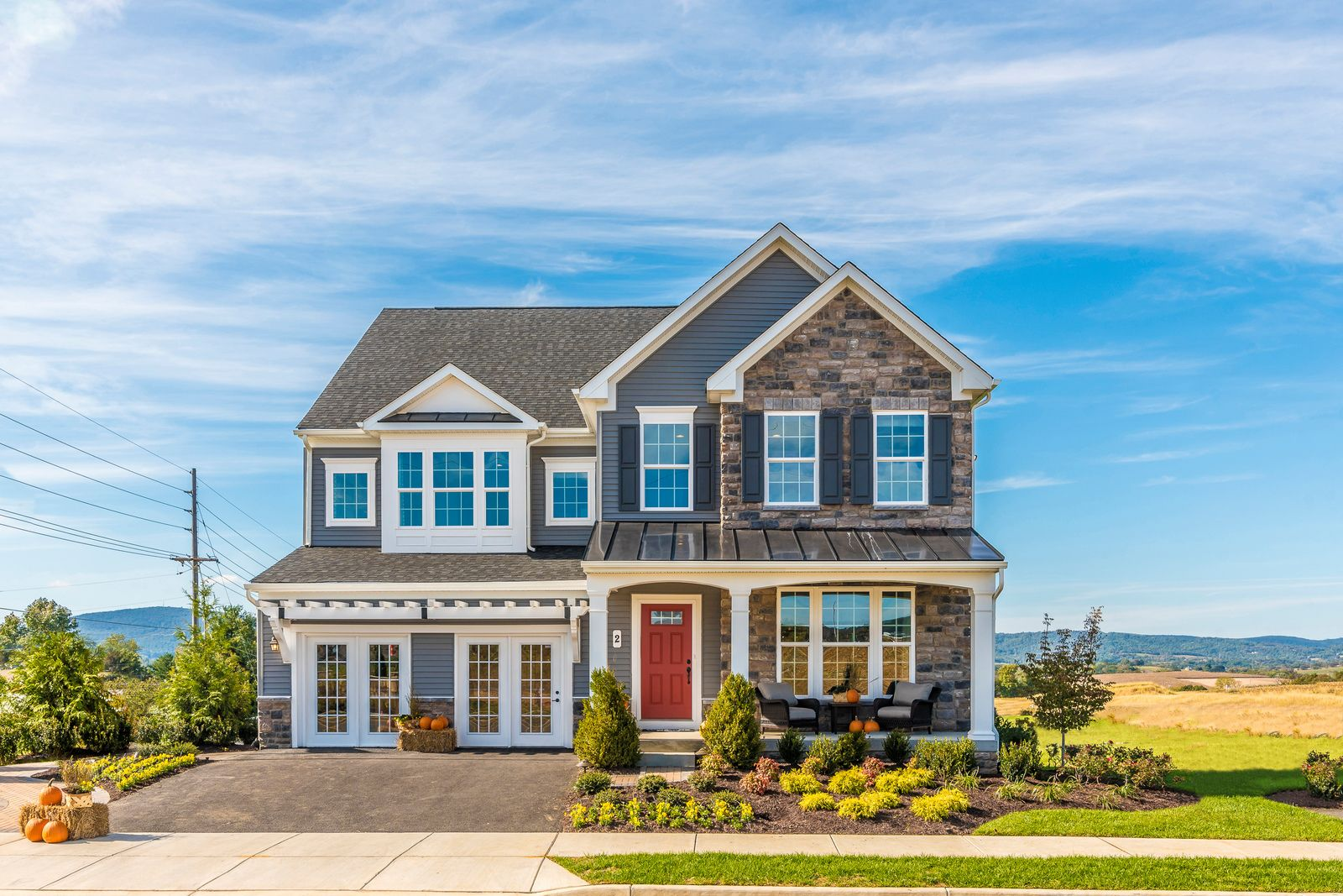 Single Family for Active at Fieldside & Gleneagles At St. Charles - Torino 11891 St. Linus Drive Waldorf, Maryland 20602 United States