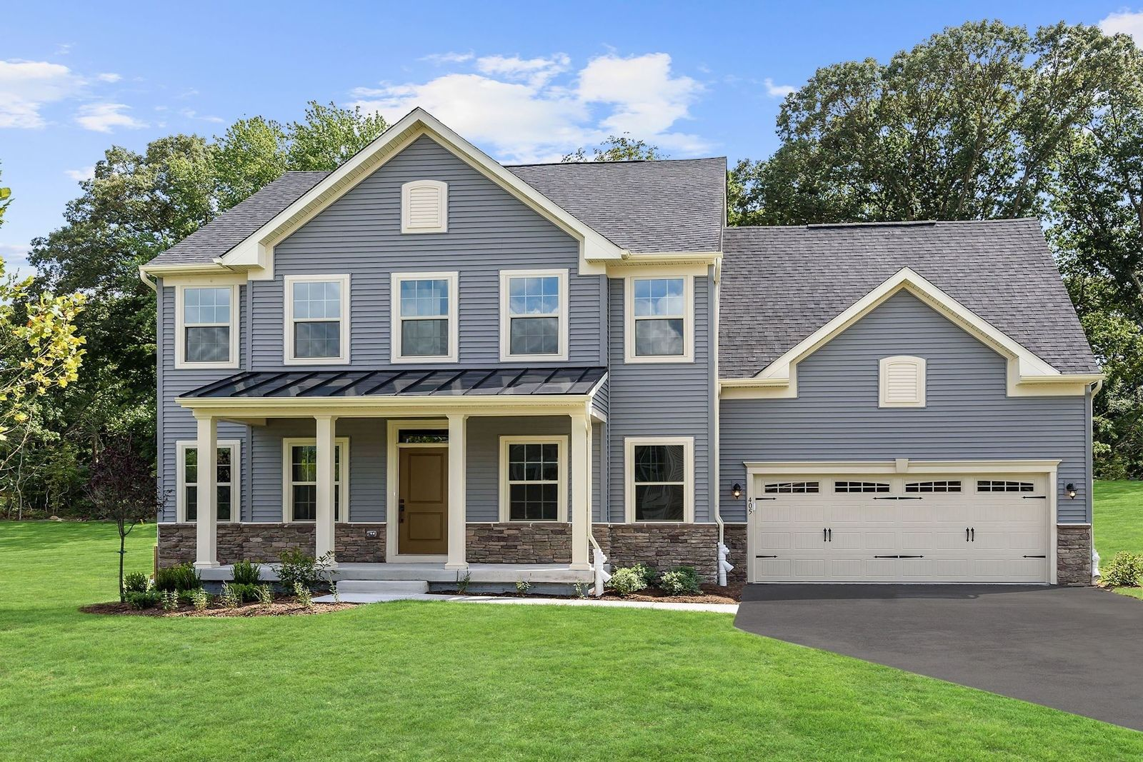 Single Family for Active at Lake Linganore Woodridge - Powell 6887 Woodridge Rd New Market, Maryland 21774 United States