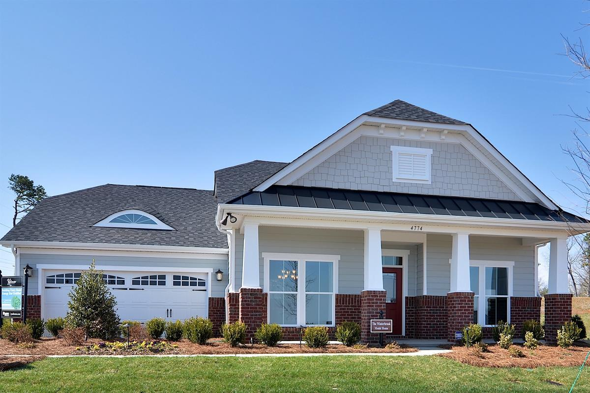 Single Family for Active at Parx Estates - Winterbrook 12109 Aden Rd Nokesville, Virginia 20181 United States