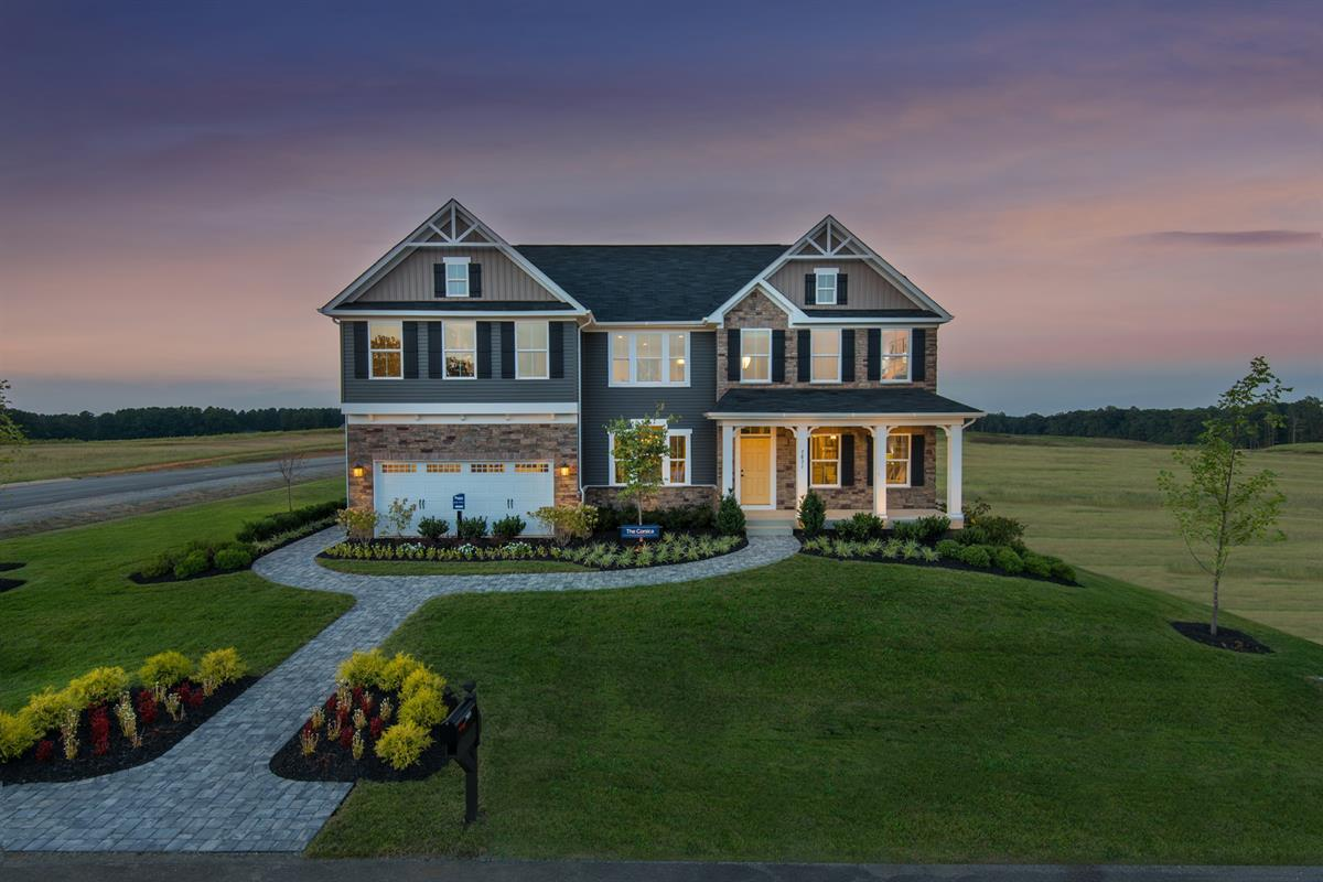 Single Family for Active at The Preserve At Harvest Ridge - Corsica 13507 Primavera Drive Mount Airy, Maryland 21771 United States