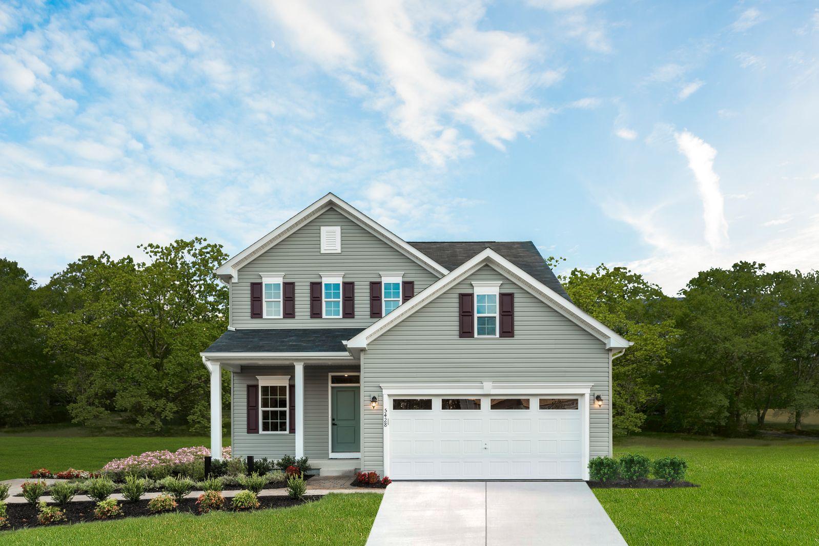 Single Family for Sale at May's Quarter - Ballenger 12420 May's Quarter Road Lake Ridge, Virginia 22192 United States
