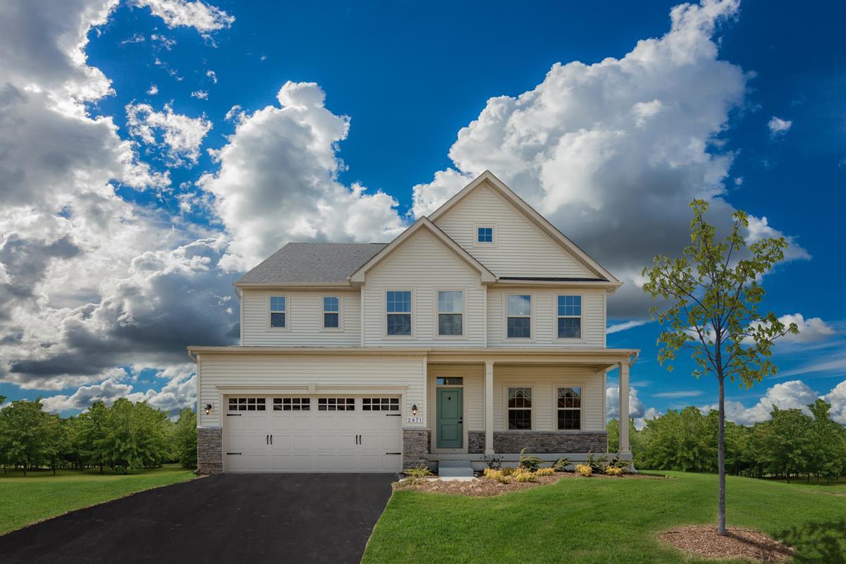 Single Family for Sale at May's Quarter - Lehigh 12420 May's Quarter Road Lake Ridge, Virginia 22192 United States