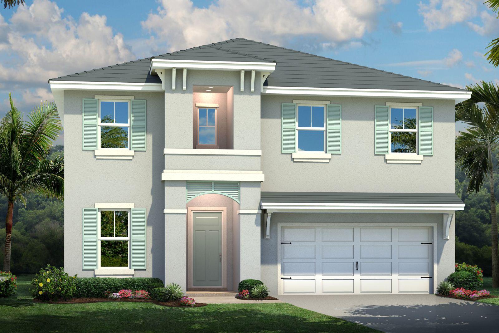 Single Family for Active at Banyan Bay - Barkley 4872 Sw Millbrook Lane Stuart, Florida 34997 United States