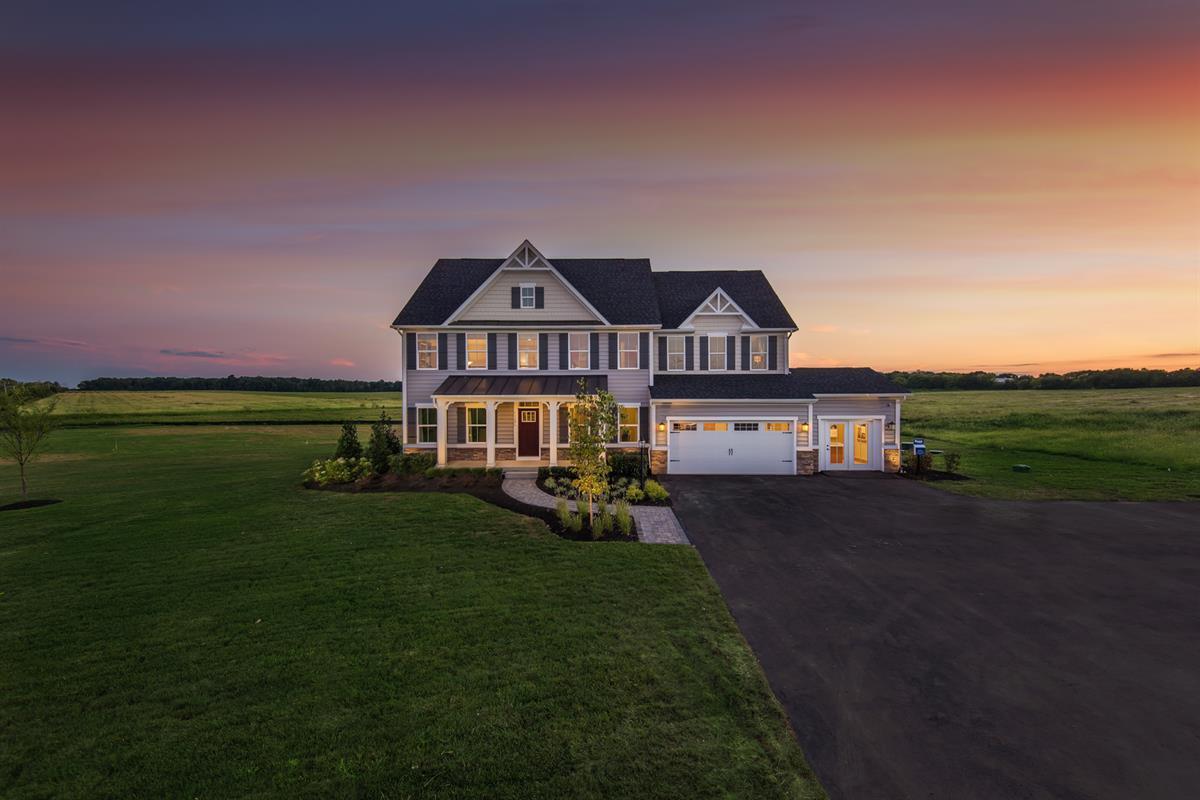 单亲家庭 为 销售 在 Lake Linganore Woodridge - Normandy 6887 Woodridge Rd New Market, Maryland 21774 United States