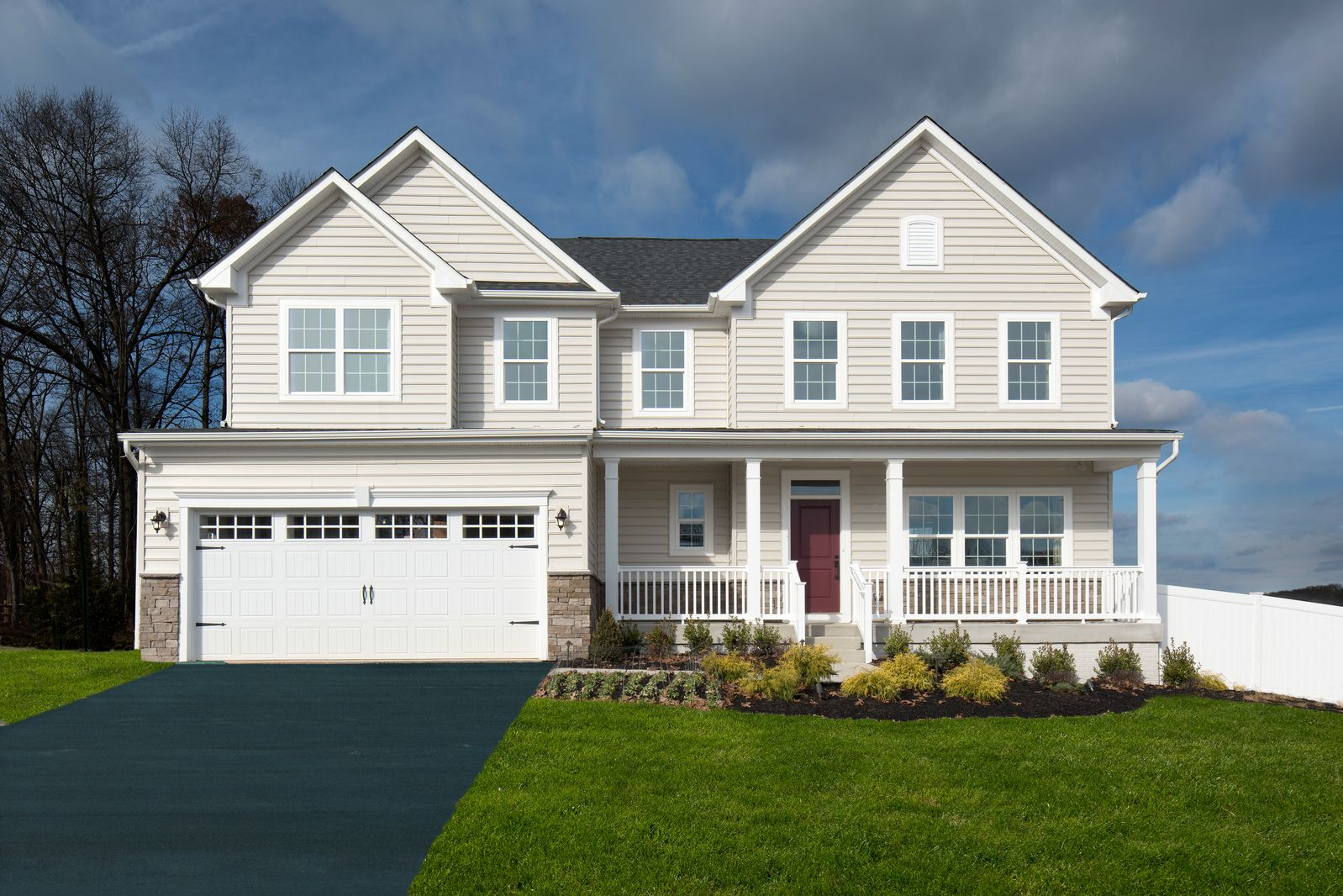 Single Family for Active at Lake Linganore Woodridge - Roanoke 6887 Woodridge Rd New Market, Maryland 21774 United States