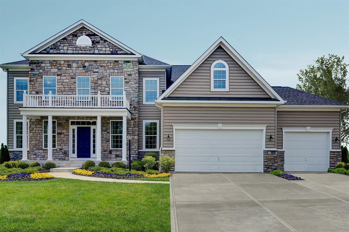 Single Family for Active at Liberty Knolls At Colonial Forge - Avalon 11 Liberty Knolls Drive Stafford, Virginia 22554 United States