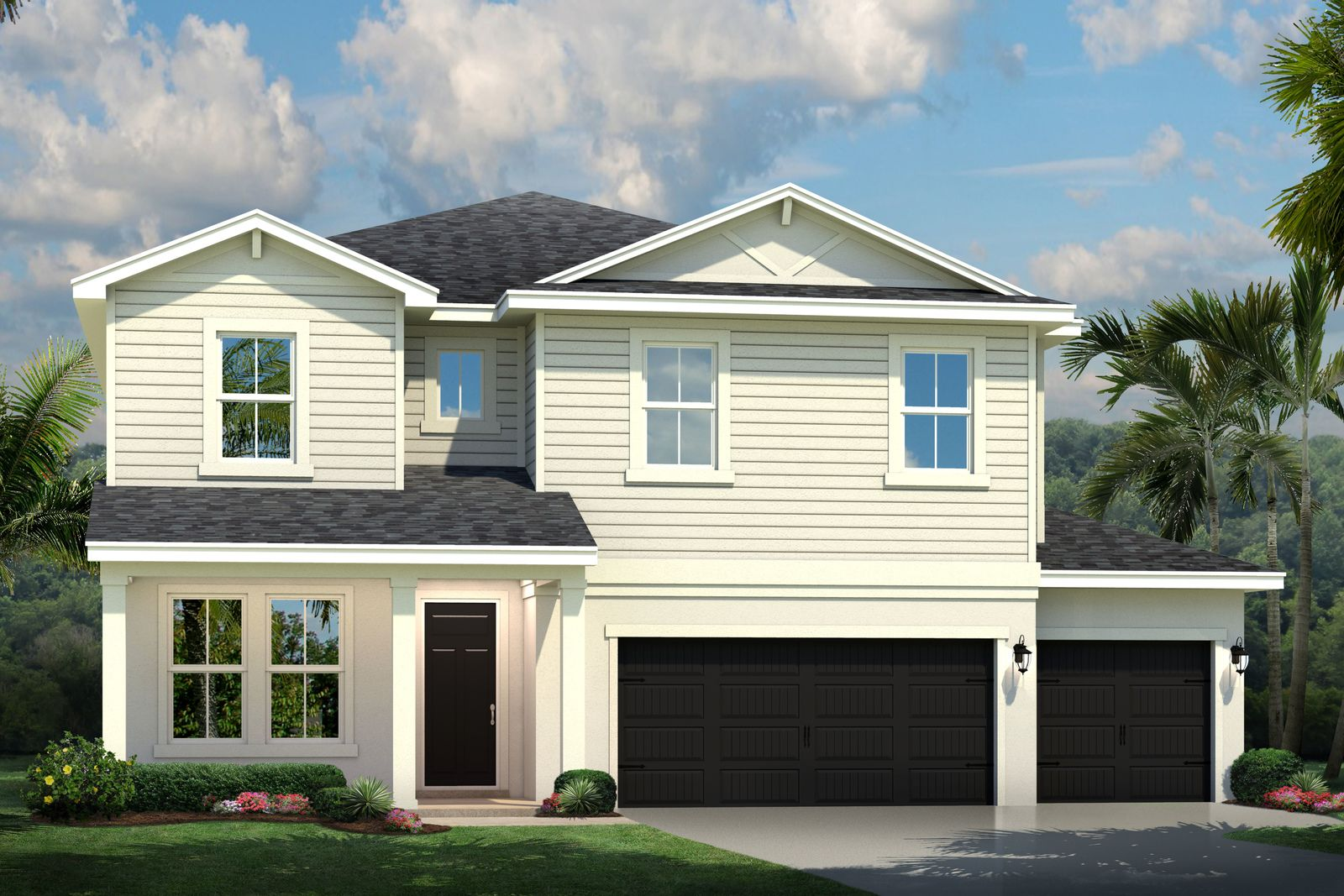 Single Family for Active at Arden Homestead Collection - Barkley 19425 Southern Blvd Loxahatchee, Florida 33470 United States