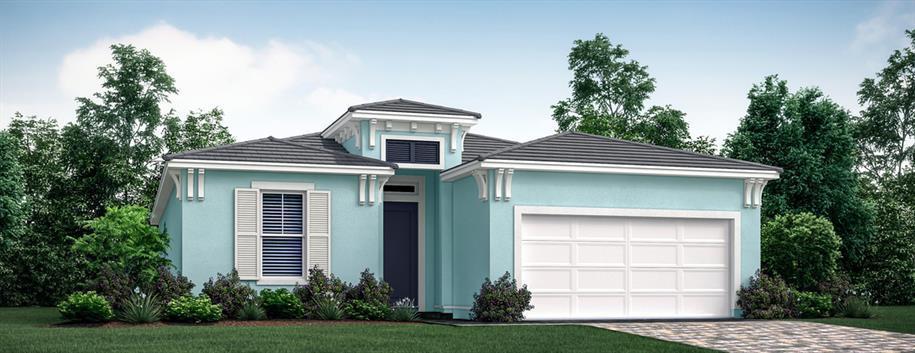 Single Family for Sale at Banyan Bay - Poinciana 4872 Sw Millbrook Lane Stuart, Florida 34997 United States