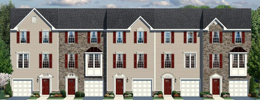 Multi Family for Sale at Parkwood Manor - Strauss 3 Parkeplace Blvd Sewell, New Jersey 08080 United States