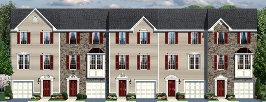Ryan Homes Williamstown New Jersey