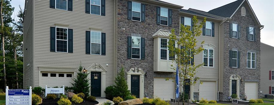 Multi Family for Sale at Beethoven Front Entry 43 Mulberry Green Spring City, Pennsylvania 19475 United States