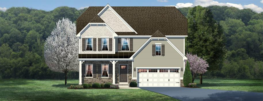Single Family for Sale at The Arbors At New Kent - Genoa 7755 Arbor Ponds Terrace New Kent, Virginia 23124 United States
