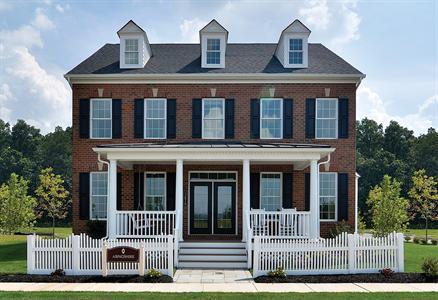 Single Family for Sale at Mill Creek Estates - Abingshire 1087 School Lane Southampton, Pennsylvania 18966 United States