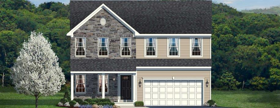 Single Family for Sale at Glen Meadows - Venice Harpersville Road Newport News, Virginia 23601 United States