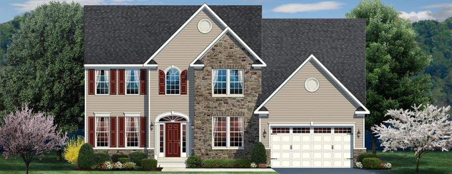 Single Family for Sale at Arundel Woods - Jefferson Square 7565 Arundel Woods Drive Friendship, Maryland 20758 United States