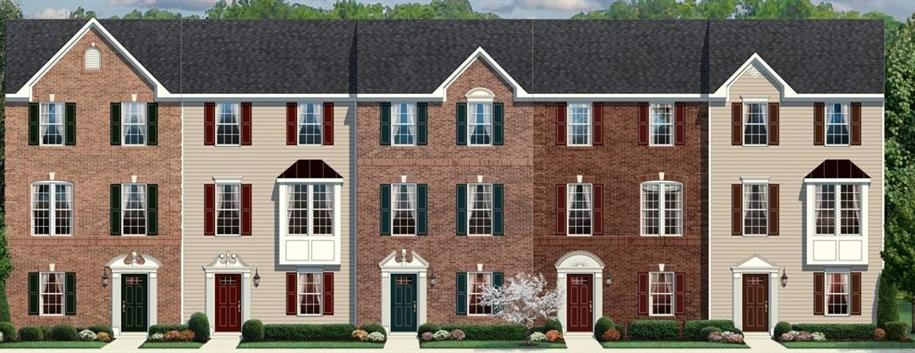 Multi Family for Sale at Logan's Reserve Townhomes - Mozart 7890 Erinvale Lane Seven Valleys, Pennsylvania 17360 United States