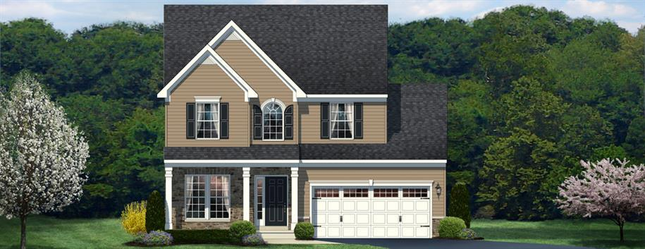 Single Family for Sale at The Enclave At Silver Oaks - Florence 402 Delaware Avenue Egg Harbor Township, New Jersey 08234 United States