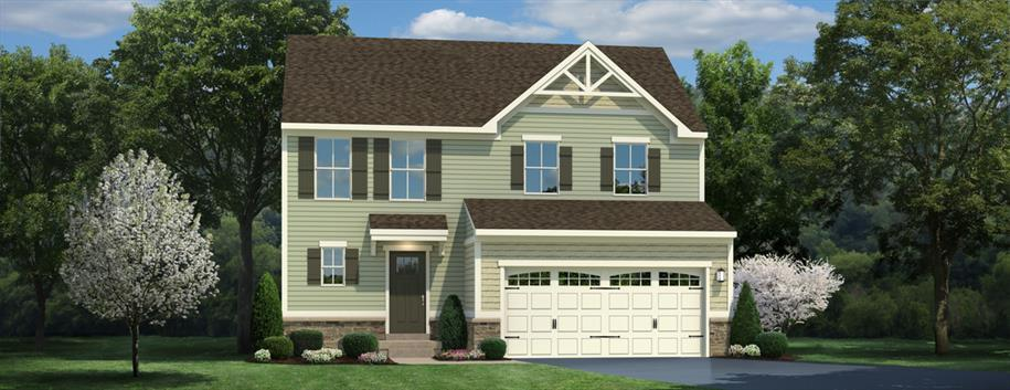 Single Family for Sale at Brantwood - Sienna 2506 Brantwood Blvd. Dayton, Ohio 45404 United States