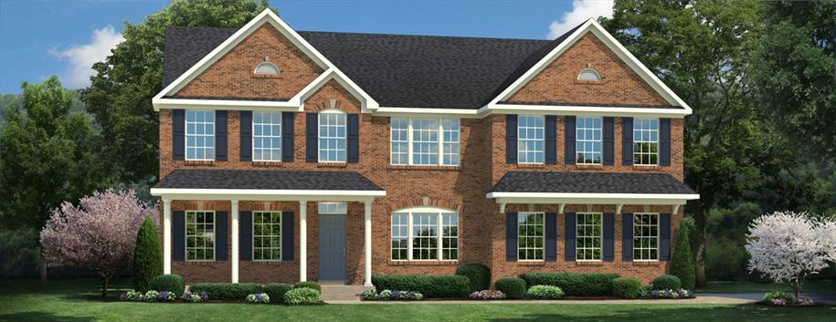 Single Family for Sale at Five Forks Plantation - Corsica 3 Clifton Grove Way Simpsonville, South Carolina 29681 United States